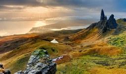 Scotland in a Campervan