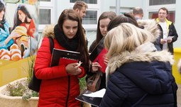 The Open Day at the University of South Bohemia