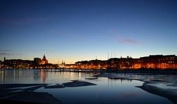 Walking Helsinki