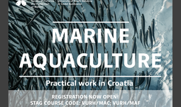 A unique course of Marine Aquaculture at FFPW USB