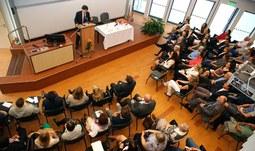 American ambassador visited the University of South Bohemia
