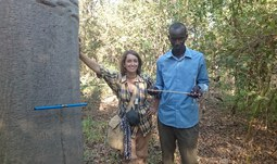Expedition to Senegal - research of extinct villages.