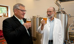 Faculty of Agriculture opened its own microbrewery