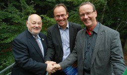 Faculty of Fisheries and Protection of Waters USB became a founding member of ESRN