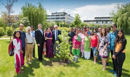 Indian Ambassador visited the University of South Bohemia