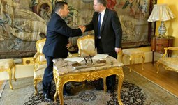 Ministry of Foreign Affairs of the Czech Republic will cooperate more closely with the University of South Bohemia in České Budějovice