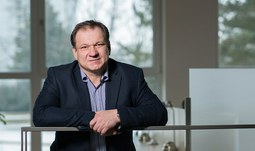 Prof. Bohumil Jiroušek will become the new rector of the University of South Bohemia.