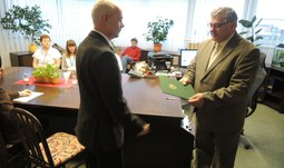 The Faculty of Agriculture of the USB opened a new department