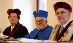 University of South Bohemia awarded two doctorates Honoris Causa
