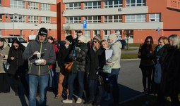 USB hosts colleagues from foreign universities