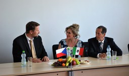 Visit of the Ambassador of Mexico at USB