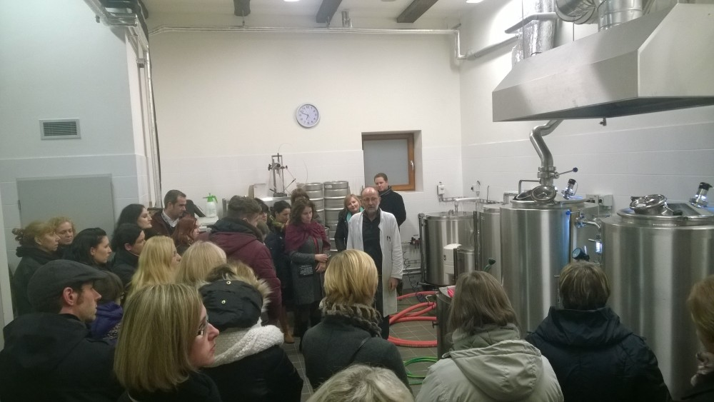Faculty of Agriculture   Microbrewery 2