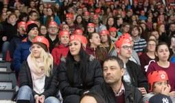 2. Hokejový souboj univerzit