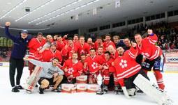 Třetí hokejové derby ovládla JU