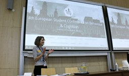 4th European Student Conference on Behaviour & Cognition