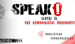 AIESEC pořádá jazykové kurzy SPEAK!