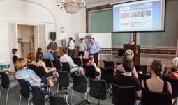Ambasáda USA přivítala studenty Pedagogické fakulty