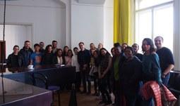 Desítky zahraničních studentů na konferenci Romové v Evropě