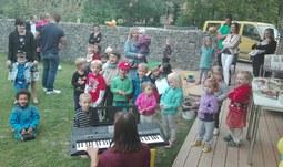 Dětská skupina Kvítek oslavila první narozeniny