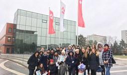 Erasmus+ na naší univerzitě