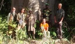 Expedice v Senegalu