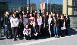Intenzivní program LSTI o odborném překladu a tlumočení potřetí na JU!