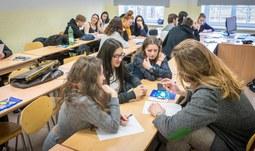 Interaktivní den pro středoškoláky na Pedagogické fakultě JU