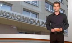Jihočeská televize se na Ekonomické fakultě zajímala o studium v zahraničí