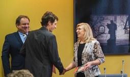 Jihočeská univerzita vyhlásila ceny JU Innovation