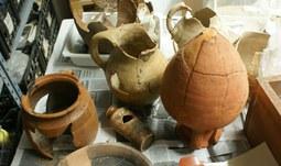 Jihočeští vědci spolupracují na výzkumu starověkého přístavu Etrusků u Říma