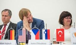 Na Zdravotně sociální fakultu JU přijeli odborníci na výuku ošetřovatelství z celého světa