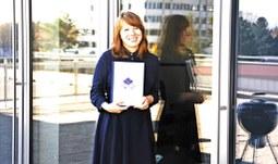 Marie Jalovecká získala Evropský doktorát za výzkum Babesií