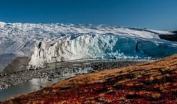 Měnící se tvář Grónska - článek autora z JU v National Geographic