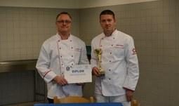 Menza JU uspěla v kuchařské soutěži