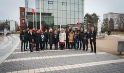 Mezinárodní týden na Jihočeské univerzitě v Českých Budějovicích