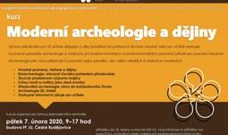 Moderní archeologie a dějiny