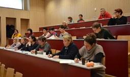 Na Přírodovědecké fakultě proběhl devátý ročník přednáškového víkendu pro učitele