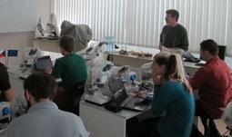 Na Přírodovědecké fakultě se uskutečnil workshop Populační a ochranářská genetika