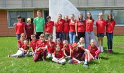 Na Přírodovědecké fakultě úspěšně proběhl čtvrtý ročník příměstského tábora