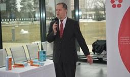 Na univerzitě se uskutečnil křest knihy o Karlu Benešovi