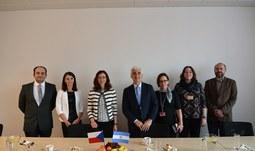 Návštěva argentinského velvyslance na Jihočeské univerzitě