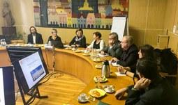 Pedagogická fakulta JU byla hostitelem Krajské rady Unie školských asociací
