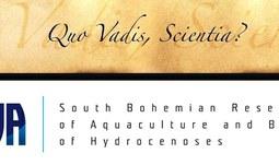 Pozvánka na přednášku Historie a současnost Jihočeského výzkumného centra akvakultury a biodiverzity hydrocenóz