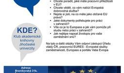 """Pozvánka na seminář """"Studuj, pracuj, cestuj v EU: volný pohyb osob bez překážek?"""""""