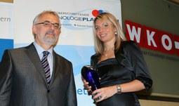 Přeshraniční fórum inovací udělilo ceny Cross Border Award