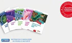 Prestižní nominace učebnic matematiky na evropskou cenu BELMA Award 2019