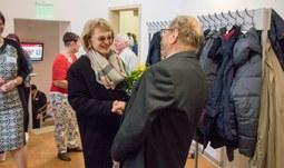 Profesor Václav Bok oslavil osmdesátiny