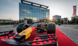 Red Bull Pit Stop Challenge