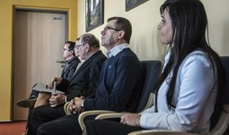 Rektor Jihočeské univerzity jmenoval nové docenty a udělil Cenu rektora za prestižní vědecké publikace za rok 2018
