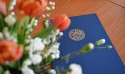 Rektor Jihočeské univerzity jmenoval nové docenty a udělil Cenu rektora za prestižní vědecké publikace za rok 2020